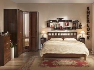 Спальня Sherlock