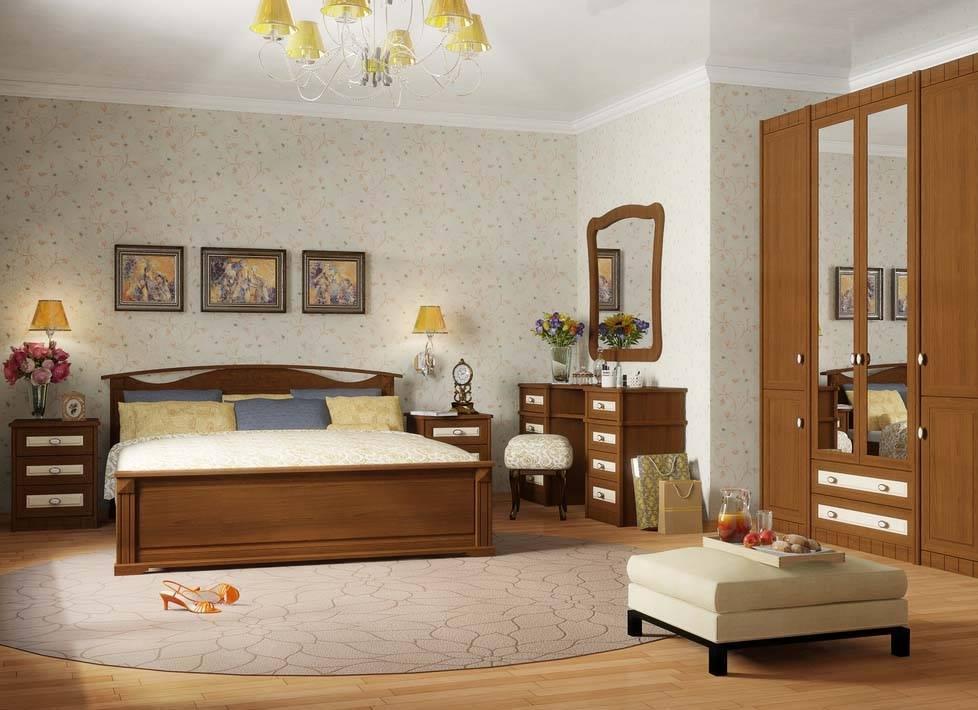 """Купить спальню """"итальянский мотив-17"""" от мебельной фабрики """"."""