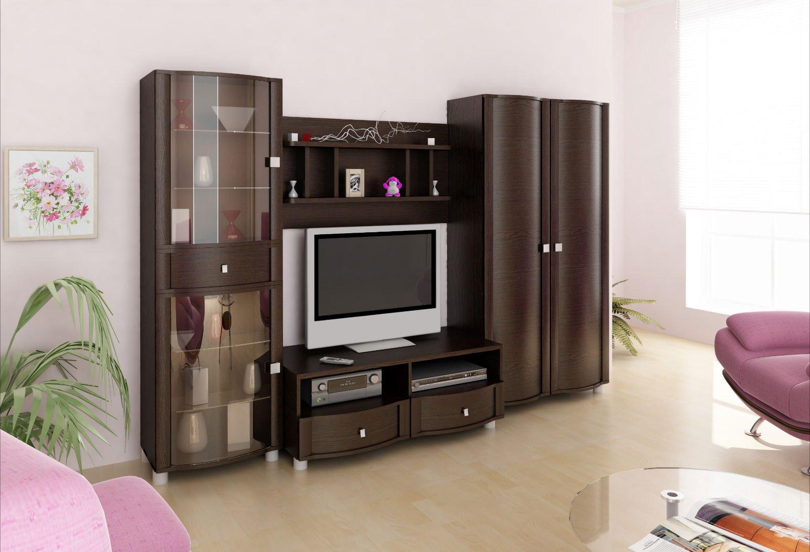 Мебель Для Гостиной Поэлементно В Москве