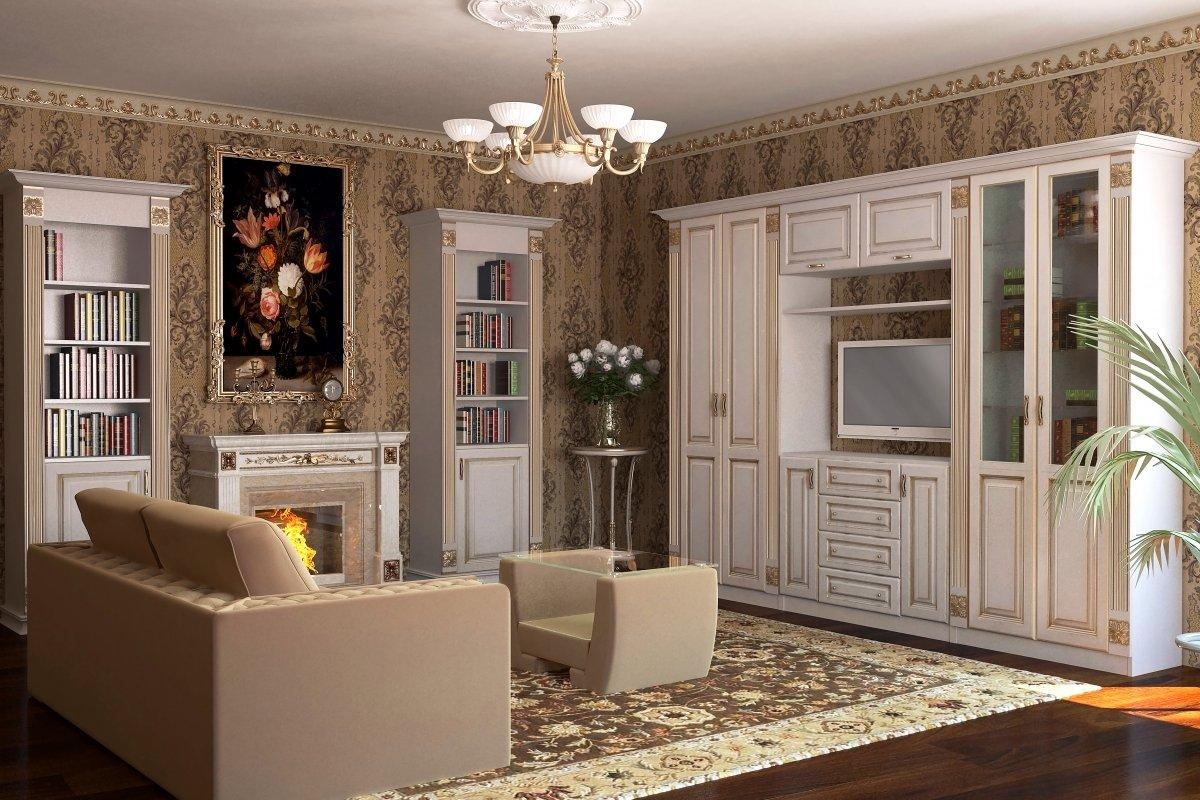 """Купитьгостиную""""ферсия-1""""от мебельной фабрики """"мебель холд."""